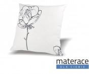Poduszka Białe Kwiaty Materace Dla Ciebie