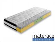 Materac Wysokoelastyczny Forte Visco Lux średniotwardy Materace Dla Ciebie