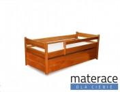 Łóżko dziecięce Heros z pojemnikiem Materace Dla Ciebie