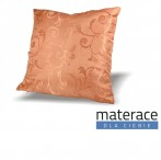 Poduszka Pomarańczowe Wzory Materace Dla Ciebie