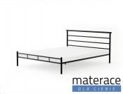 Łóżko metalowe Tabita Materace Dla Ciebie
