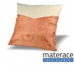 Poduszka Wzory w Kopercie Pomarańczowe  Materace Dla Ciebie