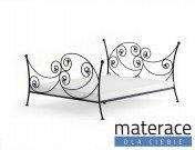 Łóżko kute Aura Materace Dla Ciebie