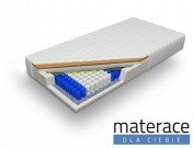 Materac pocket memory z kokosem Hypnos Materace Dla Ciebie