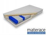Materac pocket memory z kokosem Hypnos Plus Materace Dla Ciebie