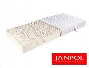 Materac lateksowy średniotwardy Janpol DEMETER H2