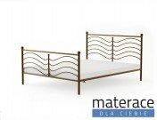 Łóżko kute Nikole Materace Dla Ciebie