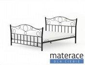 Łóżko kute Spirale Materace Dla Ciebie