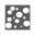 Wkład: pianka poliuretanowa