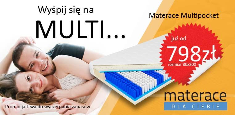 Materace Dla Ciebie multi taniej - Materace Dla Ciebie multi taniej