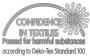 Sleeptime - certyfikat Oeko-Tex
