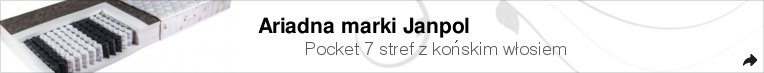 Sleeptime - Materac Ariadna Janpol